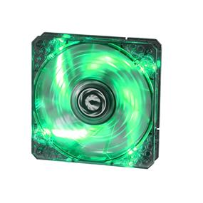 BitFenix Spectre Pro Green LED 120mm Case Fan 56.22CFM 18.9dB(A) @ 1200RPM (BFF-LPRO-12025G-RP)