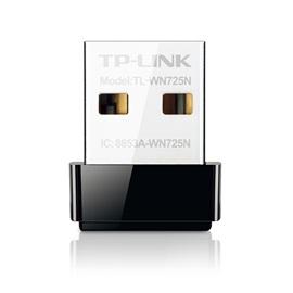 TP-LINK N150 TL-WN725N, 150Mbps wireless N Nano USB adapter