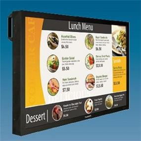 "Planar 42"" PS4200 HD Digital Signage Display"