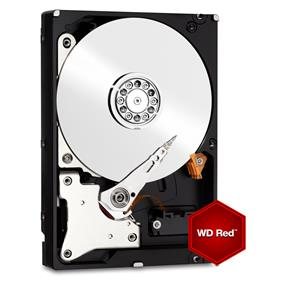WD Red 3TB NAS Desktop  Hard Disk Drive - Intellipower SATA 6 Gb/s 64MB Cache 3.5 Inch - WD30EFRX