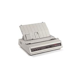 OKIDATA 62422401 Microline 186 Printer - B/W - Dot-Matrix