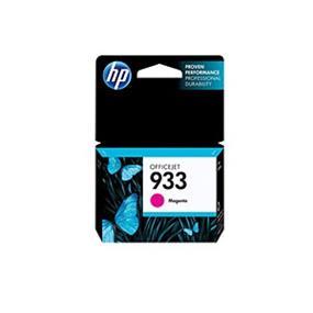 HP 933 Magenta Original  Ink Cartridge (CN059AN)
