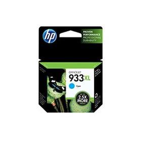 HP 933XL Cyan High Yield Original Ink Cartridge (CN054AN)