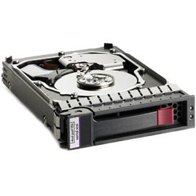 "HP Enterprise - Hard drive - 300 GB - hot-swap - 2.5"" SFF - SAS-2 - 10000 rpm - with HP SmartDrive carrier (652564-B21)"