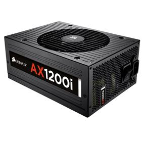 Corsair AX1200i Digital ATX Power Supply Fully-Modular 1200Watt 80PLUS Platinum Certified w/Corsair Link (CP-9020008-NA)
