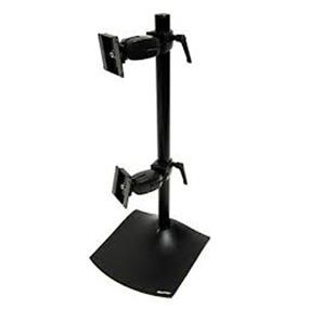 Ergotron DS100 (33-091-200) Dual-Monitor Desk Stand, Vertical