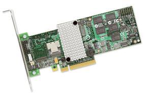 LSI MegaRAID SAS 9260-4i 4-Channel Internal SAS/SATA Raid Controller (0/1/5/6/10/50/60) PCI-Express x8