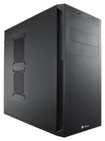 Corsair Carbide Series 200R Compact ATX Case Black USB3.0 (CC-9011023-WW)