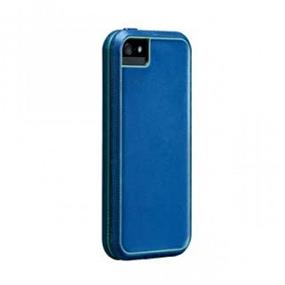 Case-Mate Tough Extreme case for iPhone SE/5 - Marine Blue/Aqua