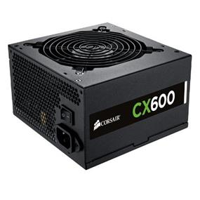 Corsair CX Series CX600 V2 600 Watt 80 PLUS Bronze Certified Power Supply  (CP-9020048-US/NA)