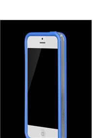 XDoria Bump Case iPhone SE/5 Dark Blue