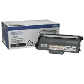 Brother TN750 Toner Cartridge - Black - Laser - 8000 Page - 1 Pack