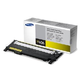 Samsung 406S Yellow Toner Cartridge