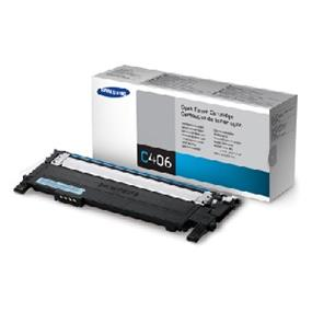 Samsung 406S Cyan Toner Cartridge