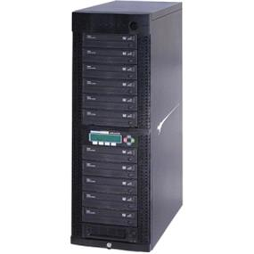 Kanguru Standalone 11-Target DVD/CD Duplicator (NET-DVDDUPE-S11)