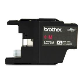 Brother LC75MS Magenta Ink Cartridge