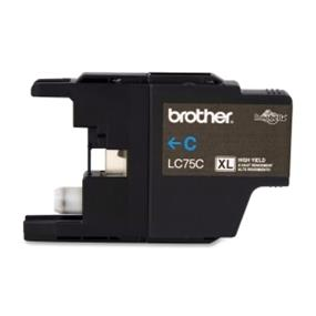 Brother LC75CS Cyan Ink Cartridge