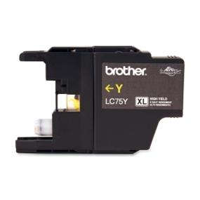 Brother LC75YS Yellow Ink Cartridge