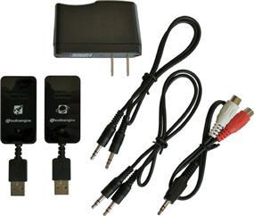 Audioengine W3R, Wireless Audio Receiver (Open Box)