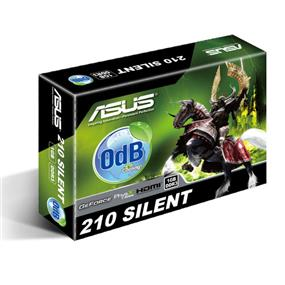 ASUS GeForce 210 1GB DDR3 (EN210 SILENT/DI/1GD3/V2(LP)