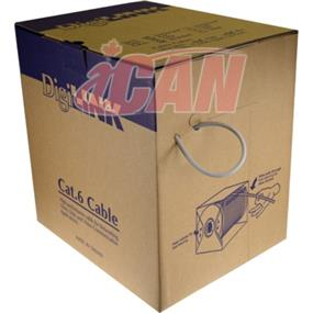 iCAN CAT6 RJ45 Cable without End - 500 ft. (C6E-500FT4BLU)