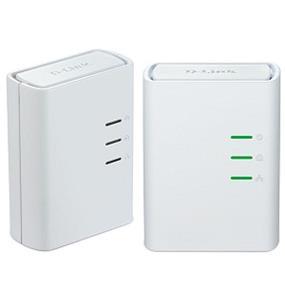 D-Link DHP-309AV PowerLine AV 500 Network Kit, fast ethernet