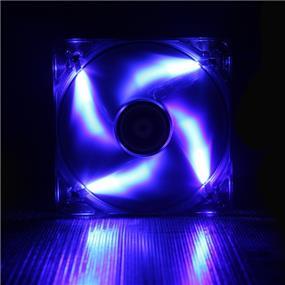 BitFenix Spectre PWM 120mm Blue LED Fan (BFF-BLF-P12025B-RP)