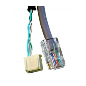 APG 320 Multipro Cable, for APG Cash Drawer to Citizen POS Printer (APG-CD-002A)