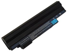 iCAN Compatible Acer Aspire One  Laptop Battery 6-Cells Black (Samsung Cell) 4400mAH Replacement For: P/N AL10A31, AL10B31, AL10G31, AK.006BT.074,  ICR17/65L,  C.BTP00.12L,  C.BTP00.128, AK.003BT.071