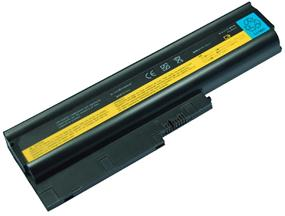 iCAN Compatible Lenovo ThinkPad SL300 Laptop Battery 4-Cell (Samsung Cell) 2200mAH Replacement For: P/N 43R9252,  ASM 42T4561,  FRU 42T4560,  FRU 42T4656