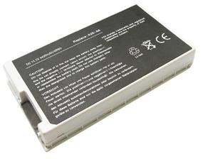 iCAN Compatible Asus A8/A8000 Series Laptop Battery 6-Cell (Samsung Cell) 4400mAH Replacement For: P/N A32-A8, NB-BAT-A8-NF51B1000, 70-NF51B1000, 90-NF51B1000,  90-NF51B1000Y,  90-NNN1B1000Y