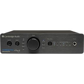 Cambridge Audio DacMagic Plus - Digital to Analog Converter (Black)