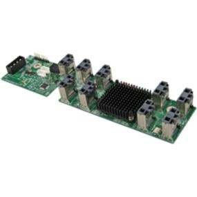 Intel Controller Card 2U/4U 36Port 6GB SAS Expander R2200/P4000M/P4000L Retail (RES2CV360)