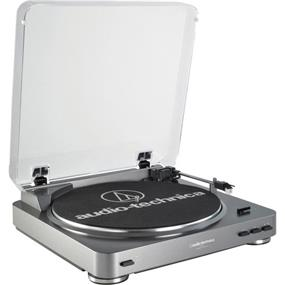 Audio-Technica AT-LP60 - Fully Automatic Belt-Drive Turntable