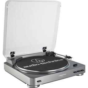 Audio-Technica AT-LP60USB - Fully Automatic Belt-Drive Turntable