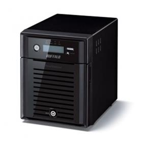 Buffalo TeraStation 5400 4-Bay 12 TB (4 x 3 TB) RAID Network Attached Storage (NAS) - TS5400D1204