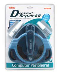 Halloa Disc Scratch Repair Kit (HN-3302)