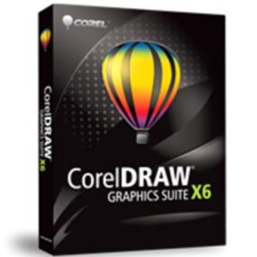 Corel DRAW Graphics Suite X6 - Complete package - 1 user - DVD ( mini-box ) - Win - English, French
