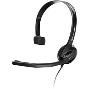 Sennheiser PC 21-II Single-Sided Monaural VoIP Headset - Black (504520)
