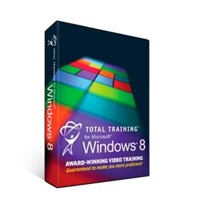 Total Training for Microsoft Windows 8