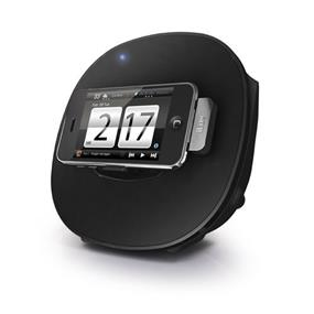 iLuv iMM190BLK App Station Alarm Clock