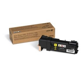 Xerox (106R01593) Yellow Std. Capacity Toner Cartridge - 1000 Page