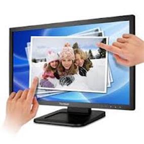 "ViewSonic TD2220 22"" LED Touchscreen Monitor"