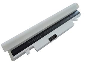 iCAN Compatible Samsung N148 Series Laptop Battery 6-Cell Li-ion(Samsung Cell) 4400mAh-White