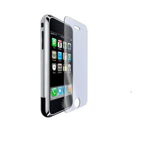 iCAN Ultra Clear Screen Protector for iPhone 4/4s (Front)