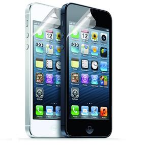 iCAN Ultra Clear Screen Protector for iPhone SE/5 (Front/Back)