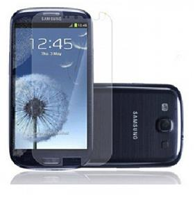iCAN Anti-Glare Screen Protector for Samsung Galaxy Note (Front)