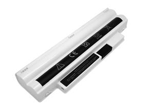 iCAN Compatible Dell Inspiron Series Laptop Battery 3-Cell Li-ion(Samsung Cell) 2200mAh-White