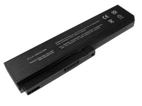 iCAN Compatible LG Inspiron Series Laptop Battery 6-Cell Li-ion(Samsung Cell) 4400mAh-Black