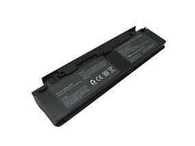 iCAN Compatible Sony Vaio VGN Series Laptop Battery 4-Cell Li-Polymer (Samsung Cell) 4200mAh-Black